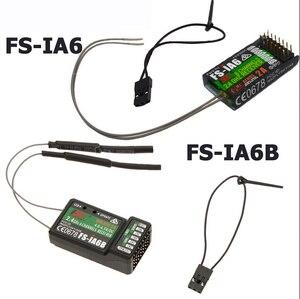 Image 5 - الأصلي Flysky FS i6 FS I6 2.4G 6ch RC الارسال تحكم FS iA6 / FS iA6B استقبال ل RC المتسابق طائرة شراعية بدون طيار/الطائرات