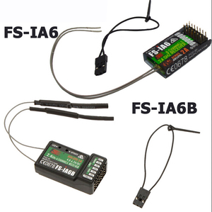 Image 5 - Original Flysky FS i6 FS I6 2.4G 6ch RC Transmitter FS iA6/FS iA6BสำหรับRC Racerเครื่องร่อนDrone/เครื่องบิน