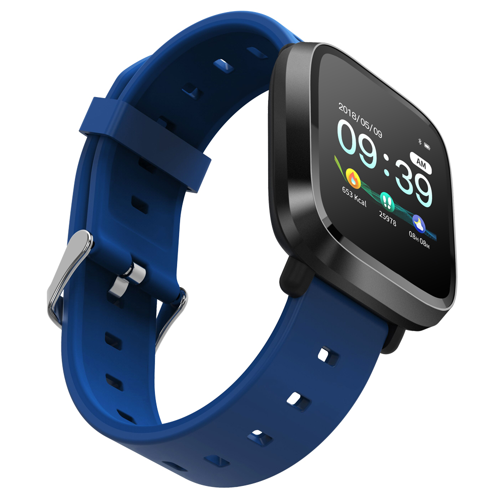 Smart Watch Men IP67 WaterProof Fitness Bracelet Activity Tracker Metal Case Heart Rate For Android IOS in Smart Watches from Consumer Electronics