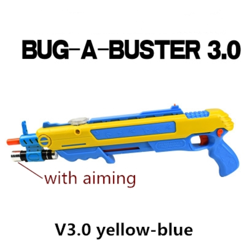 Bug A Salt GUN 98K Bug Blow Gun Mosquito Model Toy Gun Christmas Gifts Fly Trap Kill Mosquito FlyToy Outdoor Salt Gun