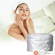 Домашняя электрическая нагревательная Паровая шапка для волос, шапка с горячим маслом для самостоятельной укладки волос, инструменты для ухода за волосами, питание волос, дополнительная температура