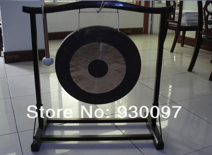 100% hand made 24chinese traditional chao GONG chinese traditional 22 chao gong brass gong