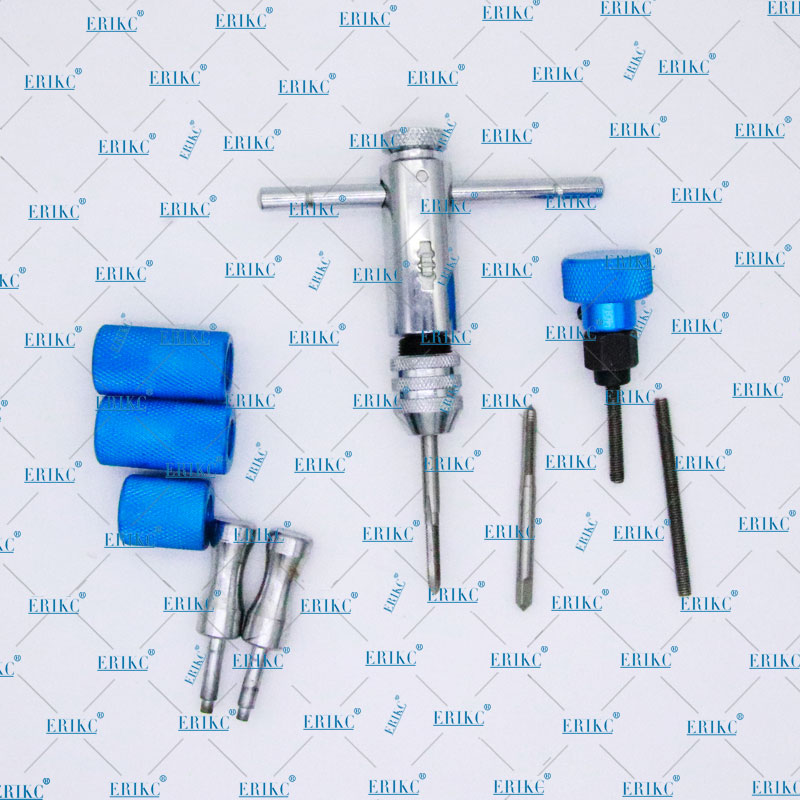 ERIKC Common Rail Injector Filter dismounting tool kits, Injection Filter Removal and Installation Tools common rail injector filter dismounting tool common rail filter removal tool for boschh densso catt
