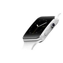 2015 neue Bluetooth Smart Uhr X6 Smartwatch sport uhr Für Apple iPhone Android-Handy Mit Kamera FM Unterstützung SIM Karte T30