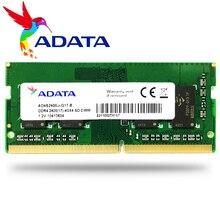 ADATA NB 4GB 8GB 4G 8G лэптоп ноутбук Память ram Memoria модуль компьютера PC4 DDR4 2666MHZ 2400MHZ 2666 2400 MHz ram