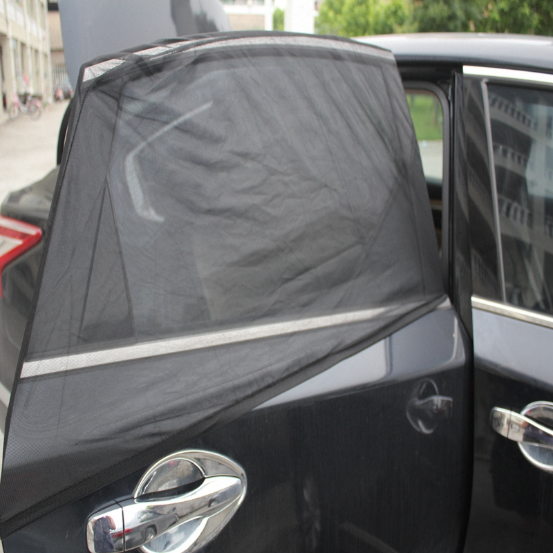 Image 3 - 2 pieces of car sunscreen uv car curtain is suitable for car rear sun screen summer protective window film launched-in Side Window Sunshades from Automobiles & Motorcycles