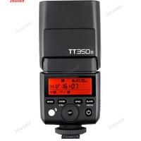 Godox TT350S TT350 GN36 2,4G ttl HSS мини Вспышка Speedlite Беспроводная вспышка триггер комплект для беззеркальной камеры CD50 T03