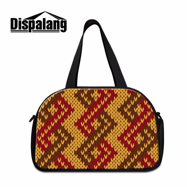 Dispalang prática independente sapatos pouco de viagem saco tecido mulheres tote bag workout duffle saco grande bagagem de viagem bolsa feminina