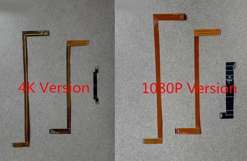 Xiao mi Xiaomi RC Drone RC Quadcopter piezas de repuesto 1080 P/versión 4K PTZ cable/cardán de la cinta cable