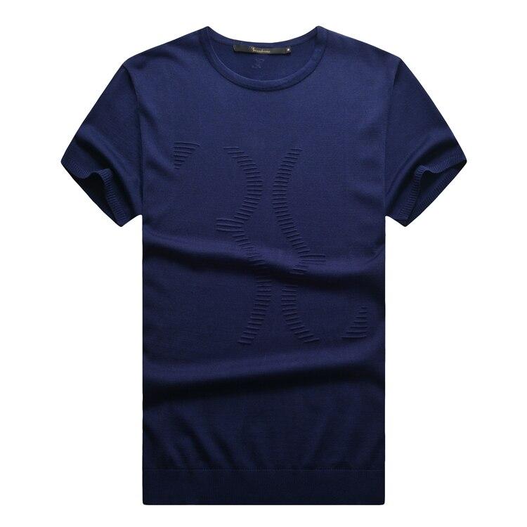 Billionaire italian couture 남성 의류 t 셔츠 2016 여름 짧은 소매 편안한 o 넥 캐주얼 멋진 무료 배송-에서티셔츠부터 남성 의류 의  그룹 3