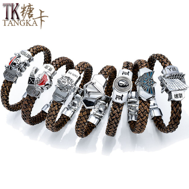 One Piece Titan Japanese Bracelet