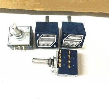 RK27 10 K 20 K 50 K 100 K 250 K 500 K RK27 A10K A20K A50K A100K A250K Double Volume Potentiomètre de Contrôle Passionné Niveau 6 Ppin