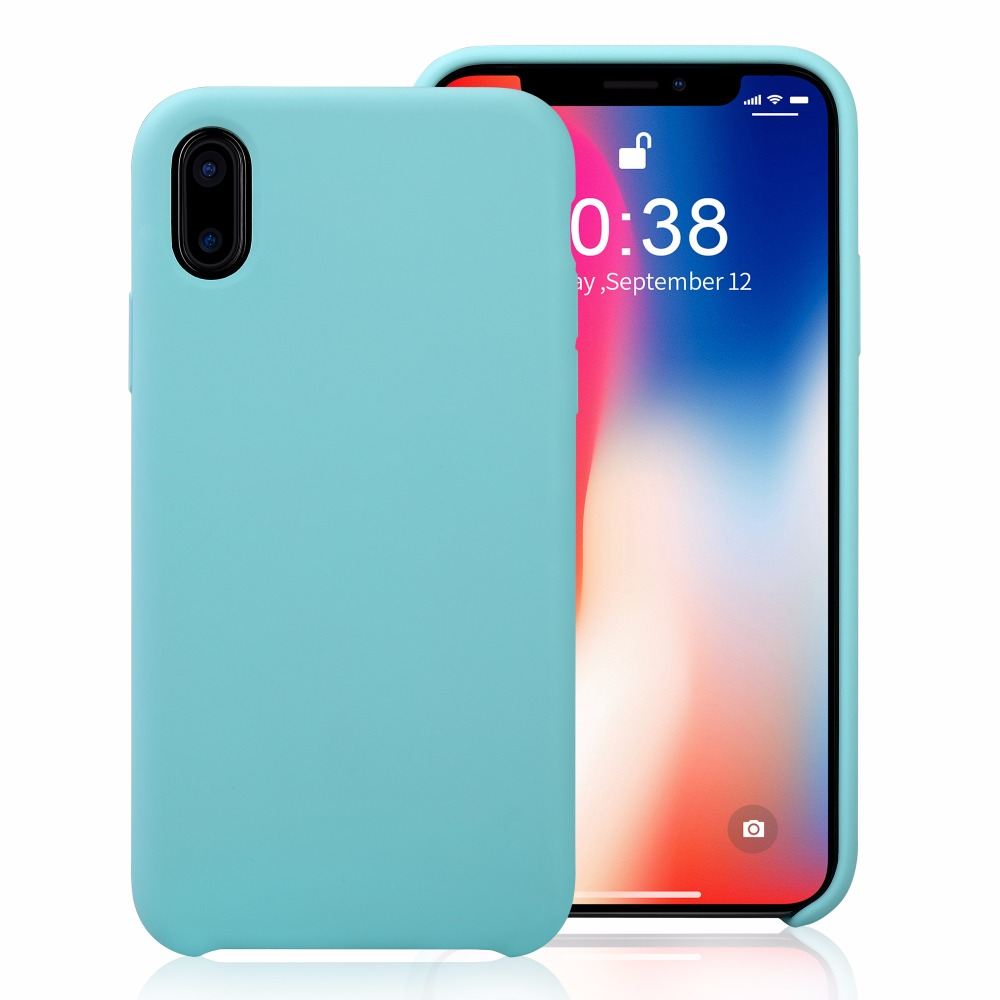 iphone X silicone Case 4