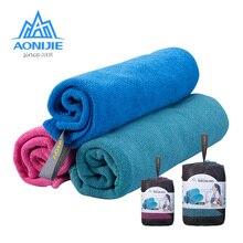 AONIJIE полотенце из микрофибры для спортзала, банное полотенце для путешествий, полотенце для рук и лица, быстрый сушильный душ, полотенце для плавания, фитнеса, тренировки, кемпинга, пеших прогулок