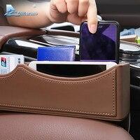 Airspeed Car Seat Gap Filler Box for BMW X1 X3 X5 X6 F30 E90 E92 F10 F18 F11 F07 GT Z4 F15 F16 F25 E60 PU Leather Seat Storage
