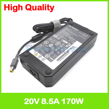 20V 8.5A 170W for lenovo charger laptop ac adapter for thinkPad W500 W510 W520 W530 45N0113 45N0114