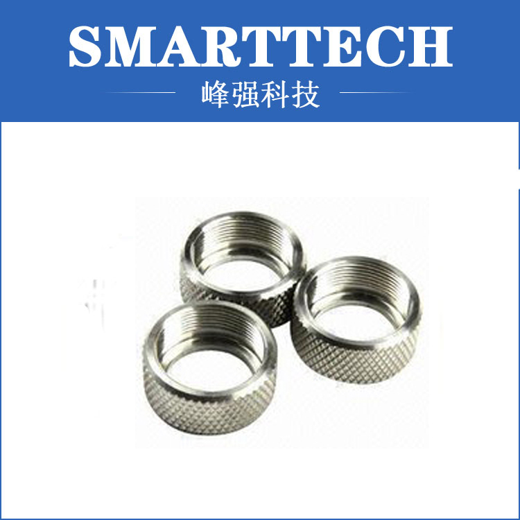 Aluminum spare parts, circle shape parts, china CNC machine service