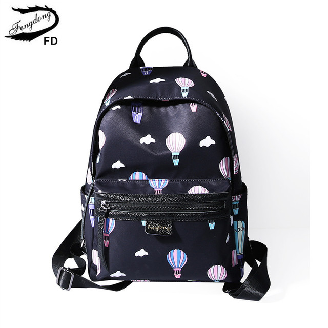 FengDong kids black mini bag girl gift student bag small school backpack  for girls school bags cef79f6d53c6b