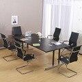 Mesas de conferência de Móveis para Escritório Móveis Comerciais + painel de metal moderno mesas de escritório 120*100*74 cm venda inteira hot new 2016