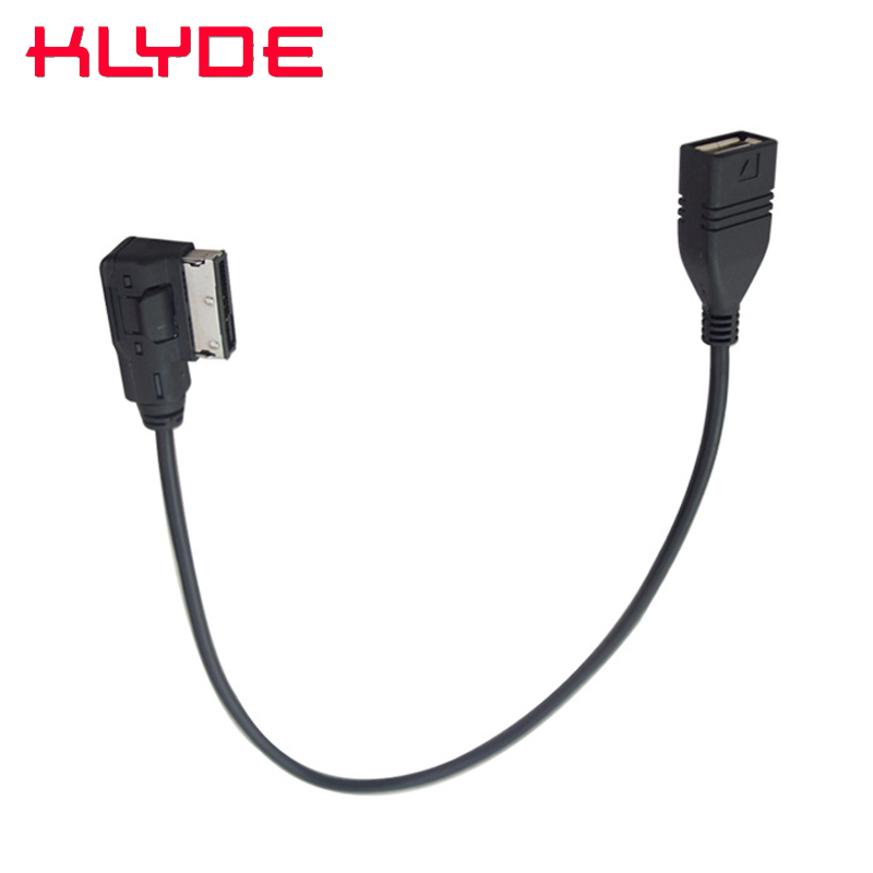 Popular Cable Volkswagen Mdi Usb Buy Cheap Cable: Aliexpress.com : Buy KLYDE Music Interface AMI MDI To USB