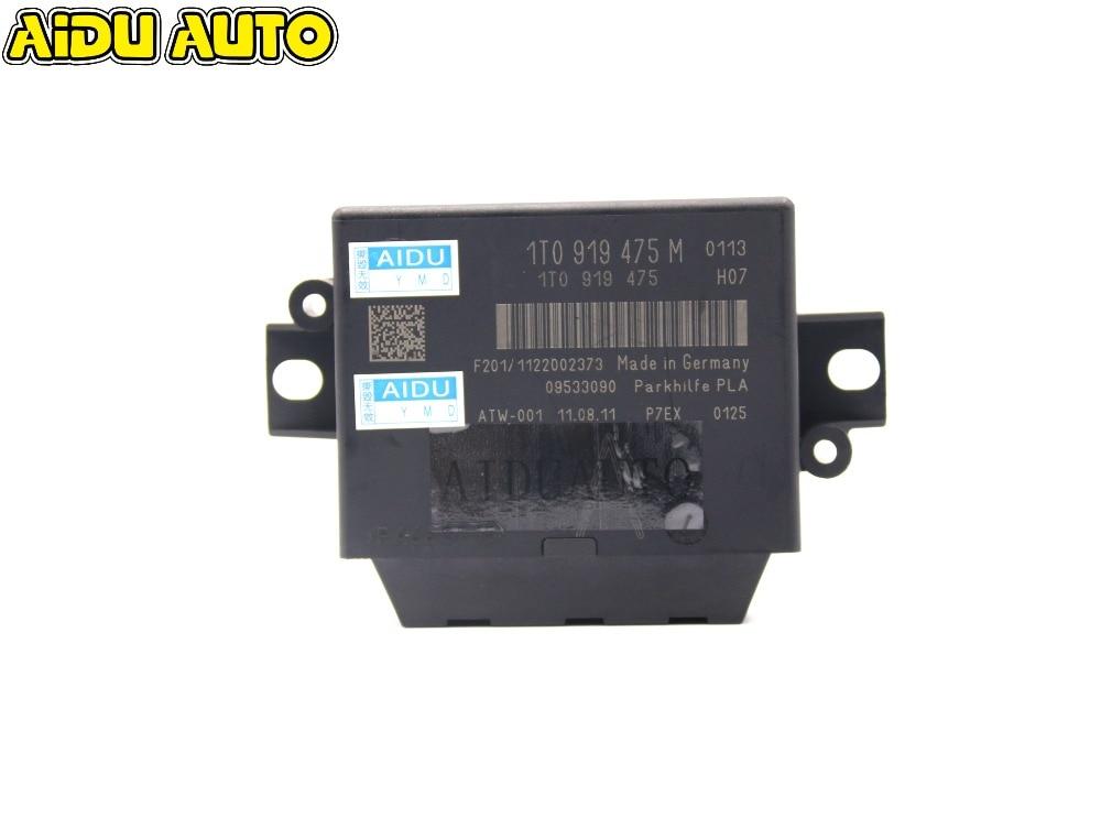 1T0 919 475 M P PLA 1.5 Auto Parking OPS Module PDC 1T0919475M P S