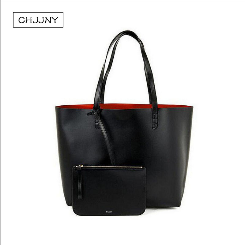 Фото chjjny designer Rachel Mansur and Floriana tote with original logo women shopper handbag large shoulder bag genuine real leather