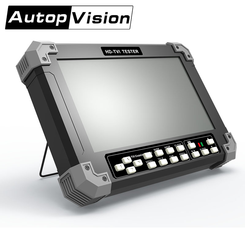 X42TAC New Four IN One testers 7 inch display CCTV Tester for 5MP TVI 4MP AHD