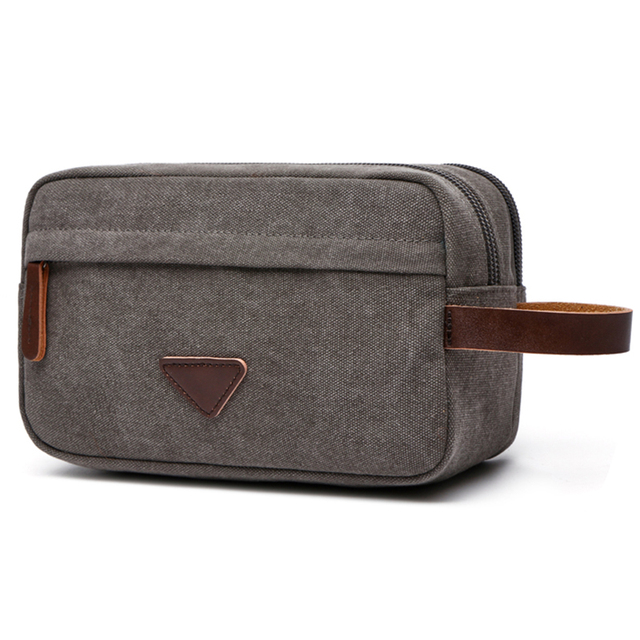 Lovely Fashion Toiletry Bags Canvas Travel Wash Cosmetic Bag Small  Organizer Women Makeup Bags Neceser Make Up Case Storage 3f314045cedde
