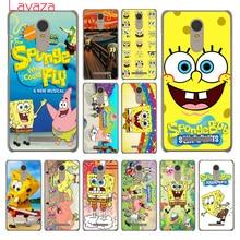 Lavaza SpongeBob SquarePants Sponge Bob Hard Phone Cover Case for Xiaomi Redmi 6A 4A S2 GO Note 7 5 Plus 4 6 Pro 4X 5A Prime