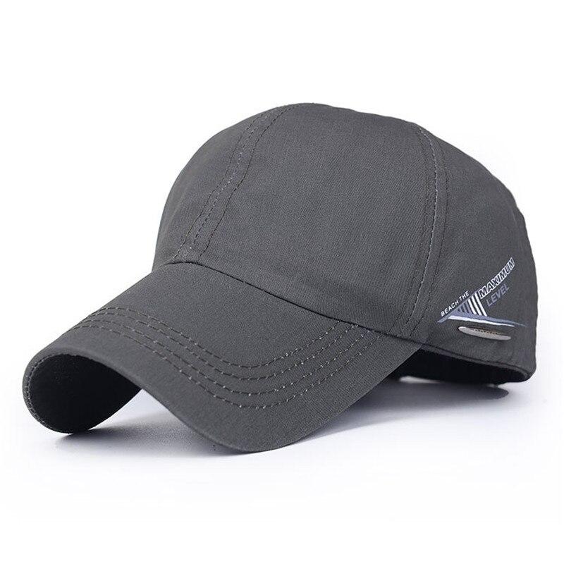 soft cotton baseball caps mesh fashion new women men font top
