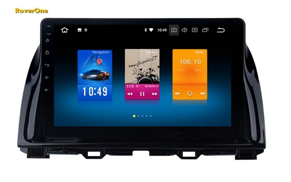 Android 8.0 Pour Mazda CX5 CX 5 CX-5 10.2 ''Autoradio Bluetooth De Voiture Médias Radio Automotivo Navigation PhoneLink Caméra De Recul