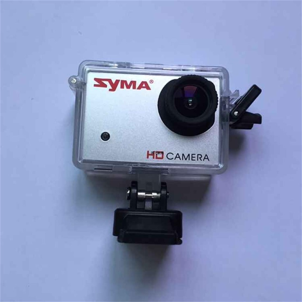 SYMA X8G X8HW HD Camera 1080P 8MP With Cable And Memory Card And Frame For RC Drone Helicopter X8C X8W X8HC X8HW syma upgraded 8 0mp 1080p hd camera for x8g x8hg x8c x8hc x8w x8hw rc quadcopter