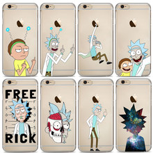 new style 82770 7345f Popular Rick and Morty Iphone 6 Case-Buy Cheap Rick and Morty Iphone ...