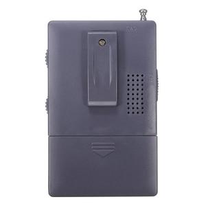 Image 4 - Universal BC R60 Pocket Radio Telescopic Antenna Mini AM/FM 2 Band Radio World Receiver with Speaker 3.5mm Earphone Jack