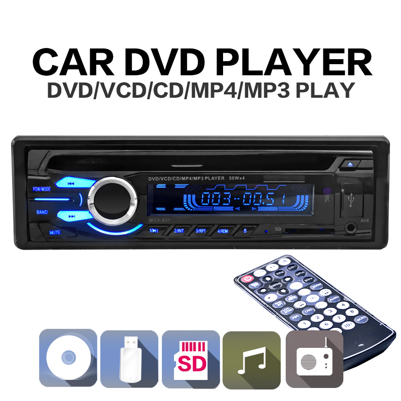 will dvd r play in car stereo