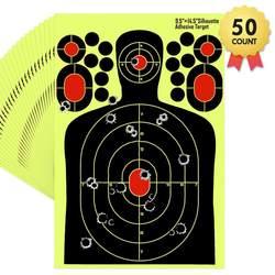 Самоклеющаяся бумага реалистичные флуоресценции цели для Professional стрельба Пастер стикеры бумага Пейнтбол интимные аксессуары