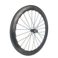 454 ямочка углерода колеса Рыба тормозных быстрее шоссейные велосипеды колесная NSW454 дорога центром aero спицы ветер тормоз стабильное довод к