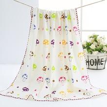2017 Cute Mushroom Baby Blankets 3 Patterns Флис Младенческая пеленка Bebe Envelope Коляска для новорожденных Одеяло для новорожденных