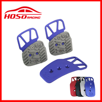 OMP Sports MT Pedal Kit For Honda Civic