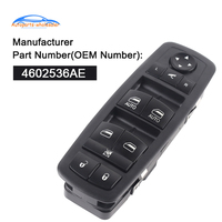 4602536AE 4602536AD 4602536AF 4602536AG For Chrysler Town Country Dodge Grand Caravan 08 15 Power Master Window Switch Car