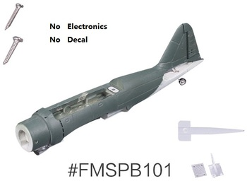 XAircraft X650 piezas de repuesto F3001C fuselaje placa superior envío  gratis con seguimiento