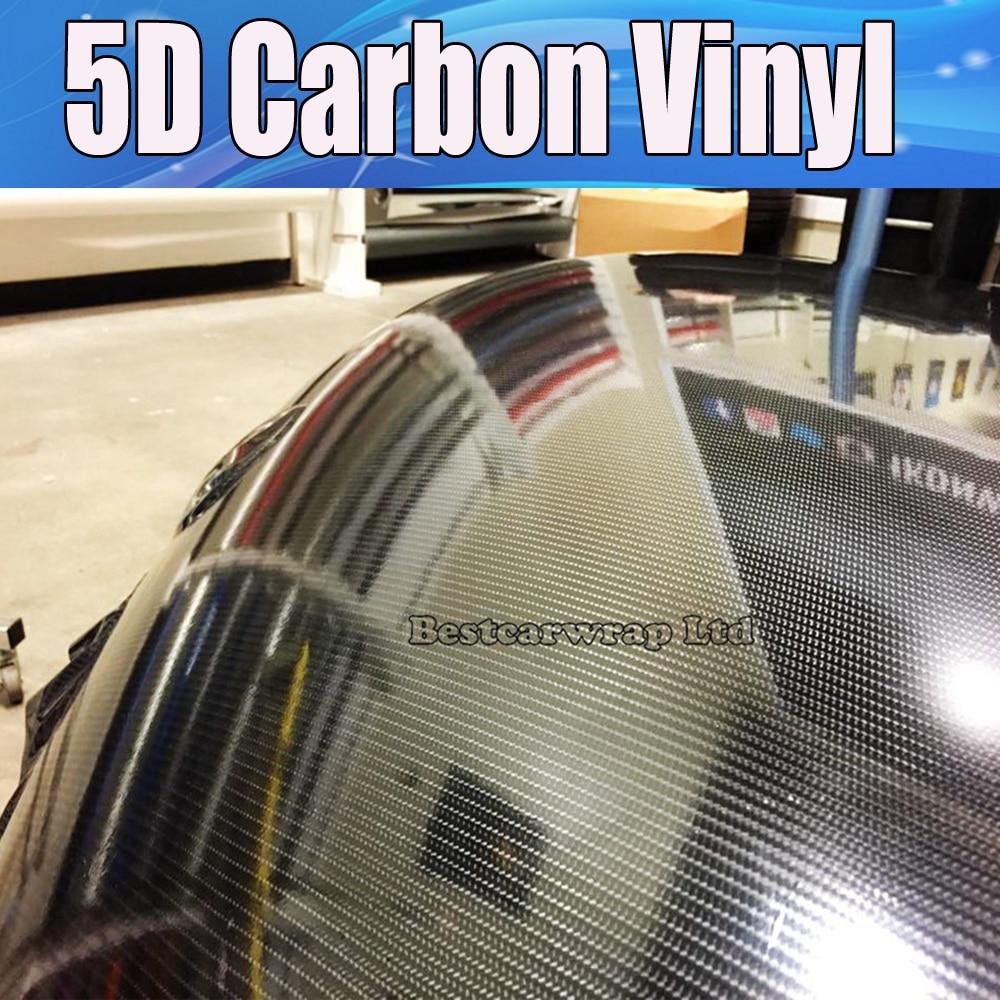Mate y brillo Envoltura De Caramelo De Vinilo Varios Colores no 3D 4D carbono estilo de coche