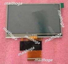 TIANMA 4.3 polegada TM043NBH03 50PIN TFT Screen Display LCD com Painel de Toque WQVGA 480 (RGB) * 272