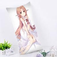Hobby Express Sword Art Online Dakimakura Rectangle Anime Case Pillow Cover RPC98