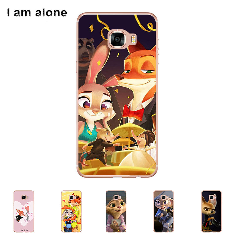 Hard Plastic Case For Samsung Galaxy C5 5.2 Mobile Phone Cover Bag Cellphone Housing Shell Skin Mask Color Paint
