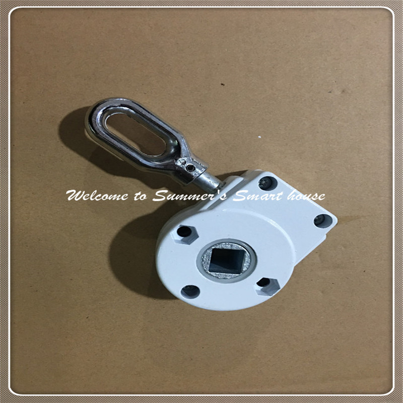Small Size Retractable Awning Gear Box Steel Core Short
