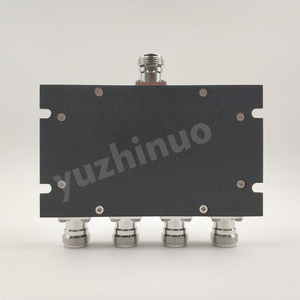 Image 5 - مقسم طاقة N Female 698 ~ 2700 ميجاهرتز مقسم 4 اتجاهات مقسم 1 4 مقسم لمكبر إشارة مقوي إشارة الهاتف الخليوي 2G 3G 4G