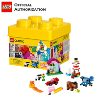 LEGO Brand Blocks Building Cars Plane Kids Toy Educational&Learning Lego 221pcs Building Toys Blocos De Construcao 10692