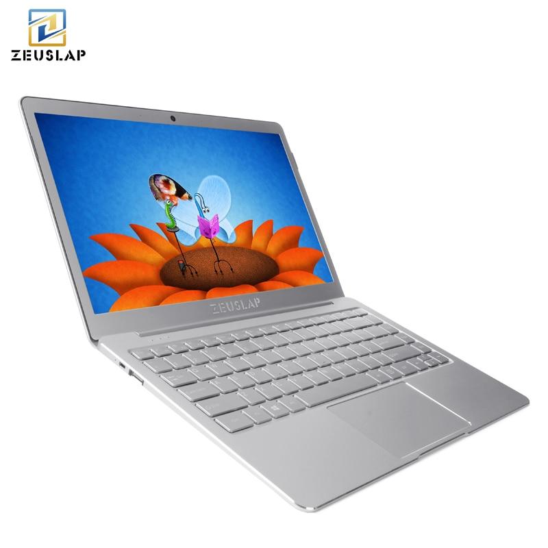 13 3inch 8GB Ram 512GB SSD backlit keyboard 1920 1080P IPS screen metal Ultrathin Netbook Notebook