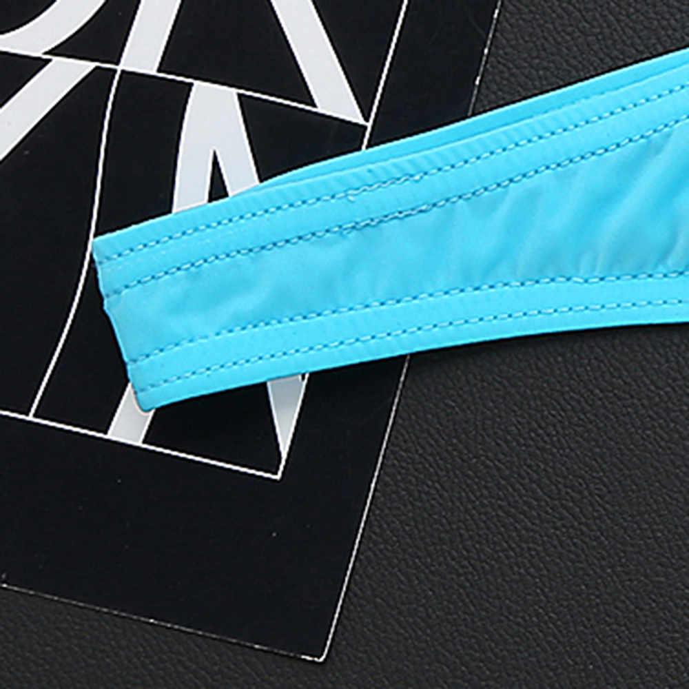 Home & Nest น้ำแข็งผ้าไหมชุดชั้นในชายกางเกงเซ็กซี่กางเกงขาสั้นกางเกงขาสั้นยกชุดชั้นใน Underwears เตียงรัก Dropship